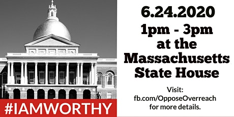 #IAMWORTHY Rolling Rally in Opposition of Proposed MA Bills S.2359 & H.4096 tickets