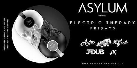 Friday Entry at Asylum Nightclub tickets