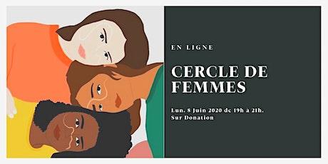 Cercle de femmes : renouer avec le féminin sacré billets