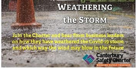 Weathering the Storm Networking Event tickets