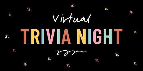 Virtual Trivia Night (Australia) tickets