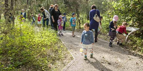 Bush Kindy guided walk in the Wetlands. tickets