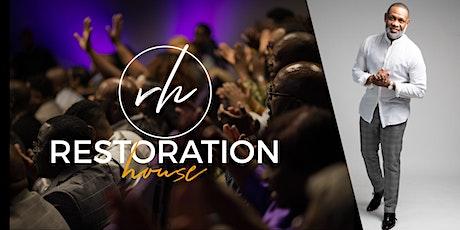 RHI Worship Service Registration tickets