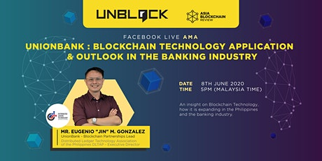 Blockchain Technology Application & Outlook In The Banking Industry tickets