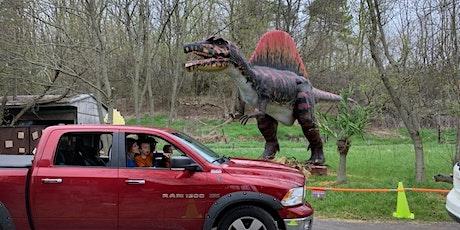 Dinosaur Drive-Thru:  Sunday June 14th  - COVID 19 Safe tickets
