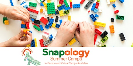 Snapology Movie Favorites Online Camp tickets