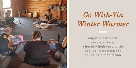 Go With Yin - Winter Warmer tickets