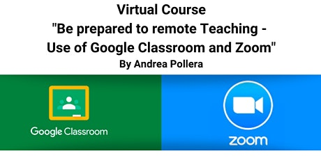 """Virtual Course  """"Be prepared for remote Teaching"""" tickets"""