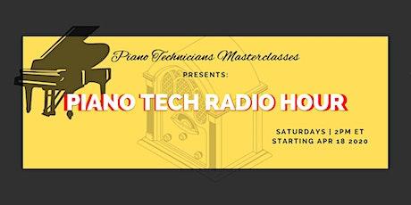 Piano Tech Radio Hour tickets