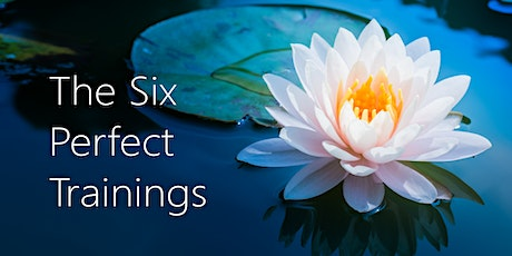 The Six Perfect Trainings tickets