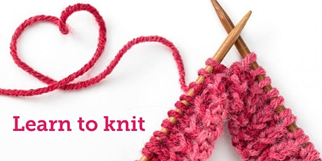 Learn to Knit - Make a Scarf tickets
