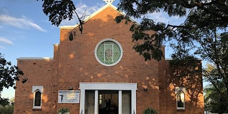 Holy Mass - VIGIL St Brendan's Church, Moorooka- 5pm  Saturday 20 June 2020 tickets