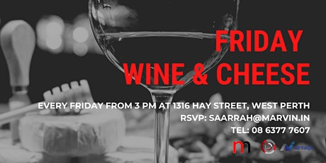 Wine & Cheese Friday tickets