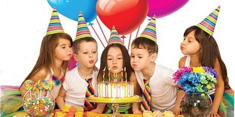PlayHut  Birthday Party Package tickets