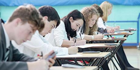 Preparation for the Mathematics Standard HSC examination tickets