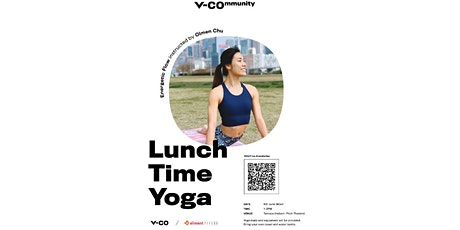 V-Community | Outdoor Terrace YOGA Class tickets