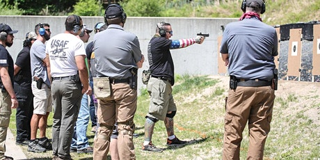 Pistol Skill Builder - Wednesday Workshop tickets