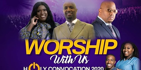 2020 Holy Convocation tickets