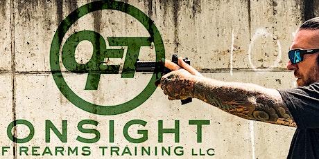 Pistol Skill Builder - Wednesday Workshop tickets