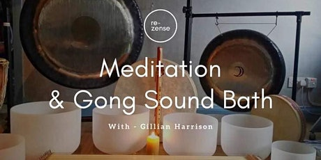 Full Moon Gong Bath & Guided Meditation in Central, Hong Kong tickets
