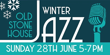 Winter Jazz at the Old Stone House tickets
