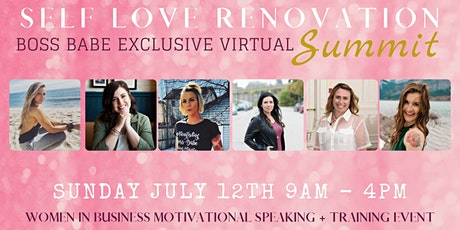 Boss Babe Exclusive Virtual Summit Motivational Speaking + Training Event tickets