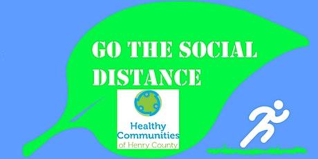 Go the Social Distance Virtual Race tickets