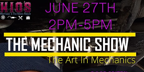 THE MECHANIC SHOW tickets