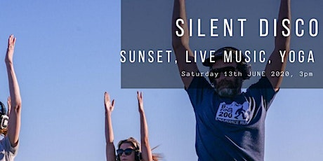 Silent Disco, Yoga, Sunset & DJ tickets