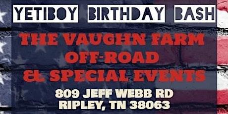 YETIBoy Birthday Bash tickets