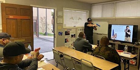 Home Defense, Basic Firearms, Pre California CCW tickets