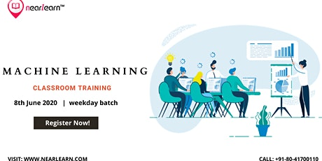 Machine Learning Classroom Training tickets