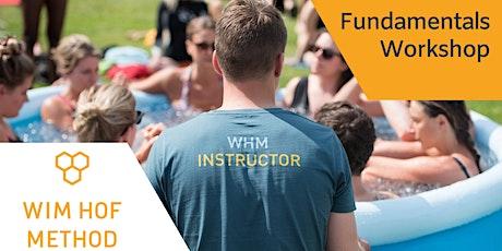 Wim Hof Method Fundamentals Workshop @ V2FIT tickets