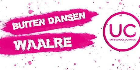 UC Dance - Waalre - Vrijdag Streetdance 15.30 – 16.30 uur (7 t/m 11 jaar) tickets