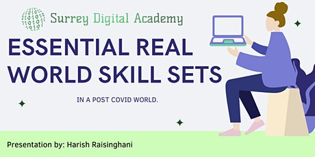 Essential Real World Skill Sets in a Post Covid World tickets