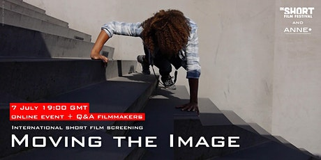 InShortFF: Moving the Image (ONLINE film screening) tickets