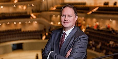 Digitalkonferenz mit Senator Dr. Carsten Brosda Tickets