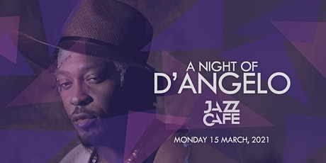 A Night of D'Angelo tickets