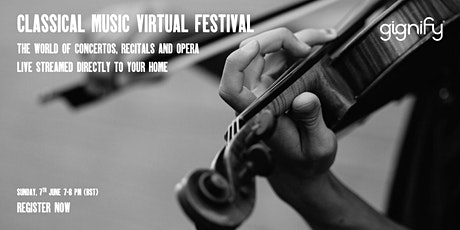 Classical Music Virtual Festival tickets