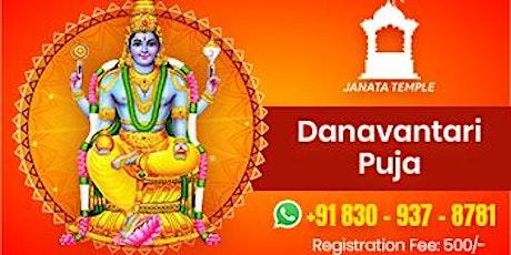 Dhanvantari Puja tickets