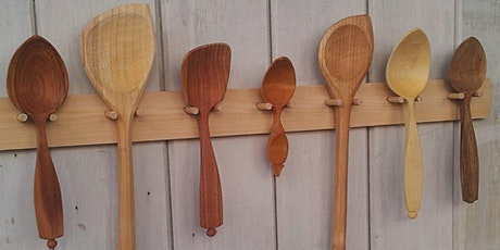 Spoon carving workshop in Manchester tickets