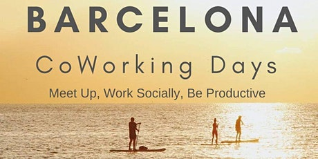 CoWorking Days - SUP + CoWork entradas