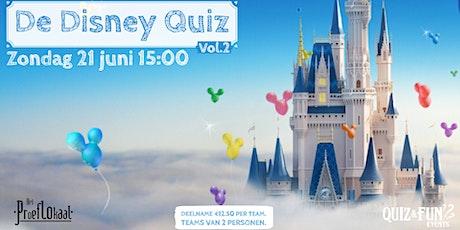 De Disney Quiz | Waalwijk tickets