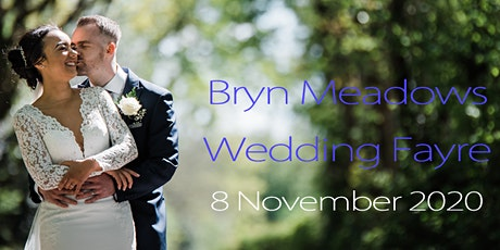 Bryn Meadows Hotel, Golf & Spa Wedding Fayre – Sunday 8 November 2020 tickets