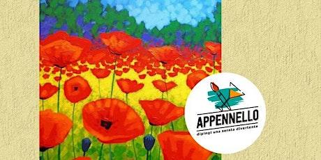 Torrette di Ancona: Papaveri, un aperitivo Appennello biglietti