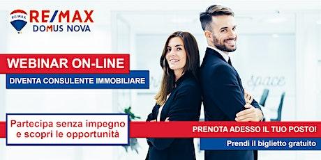 Opportunità in RE/MAX   Webinar GRATUITO biglietti