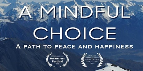 Online Filmavond A Mindful Choice + meditatie tickets