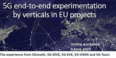 5G end-to-end experimentation by verticals in EU projects: the experience f biglietti