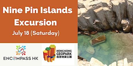 Nine Pin Islands Excursion tickets