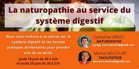 La naturopathie au service du système digestif billets